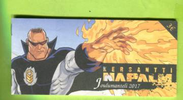 Kersantti Napalm - Kylmään ja tuntemattomaan