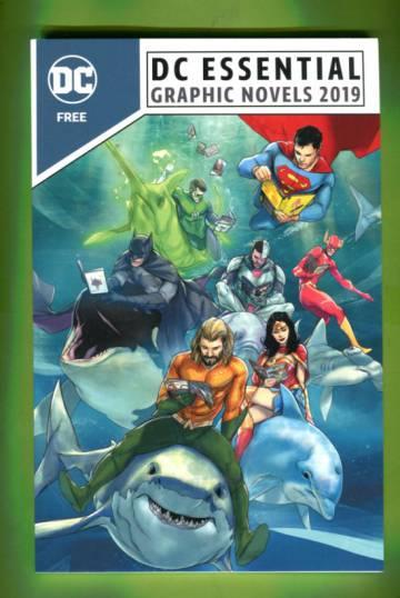 DC Essential Graphic Novels 2019