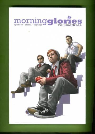 Morning Glories Vol. 3: P.E.