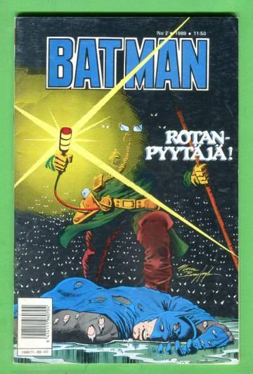 Batman 2/89