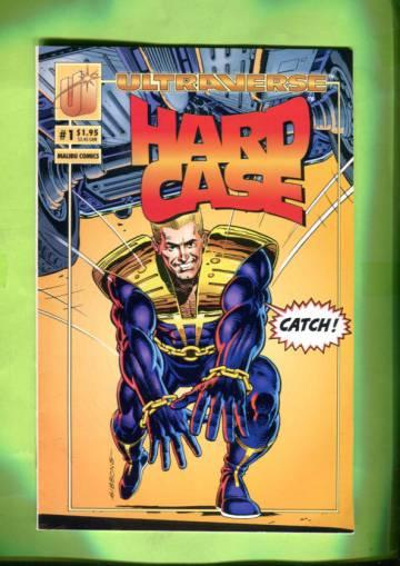 Hardcase Vol. 1 #1 Jun 93