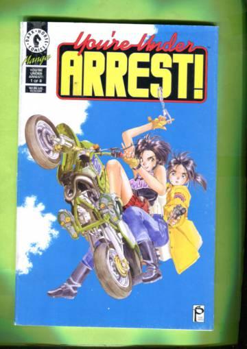 You're Under Arrest! #1 Dec 95