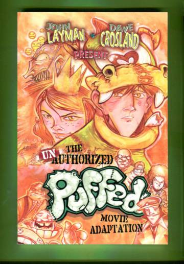 The Unauthorized Puffed Movie Adaptation May 05