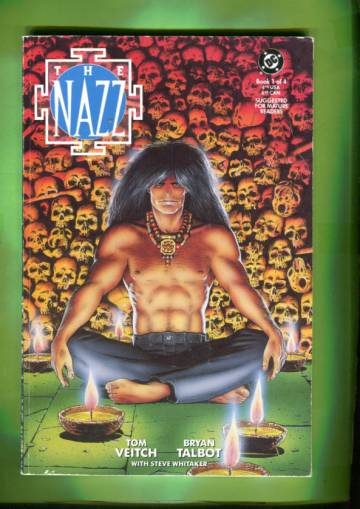 The Nazz: Book One of Four