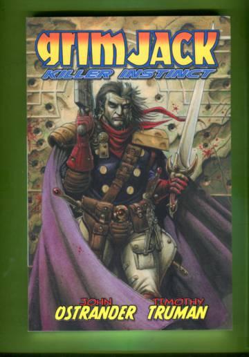 Grimjack: Killer Instinct