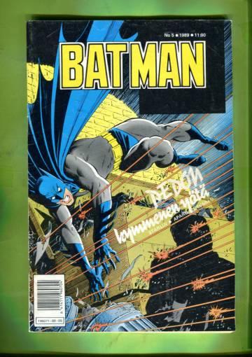 Batman 5/89
