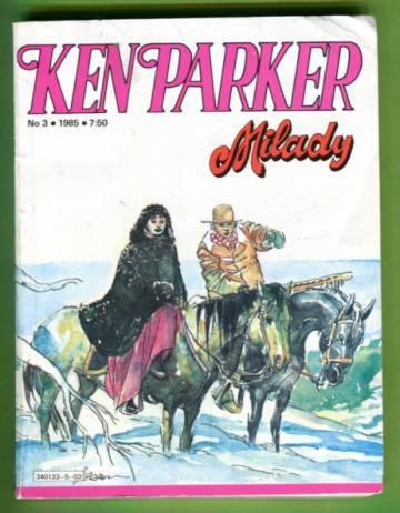 Ken Parker 3/85 - Milady