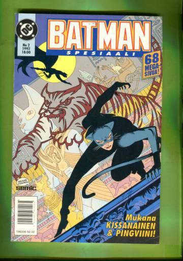 Batman-spesiaali 2/92