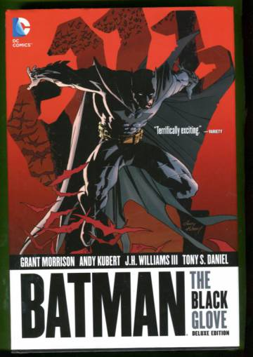 Batman: The Black Glove Deluxe Edition