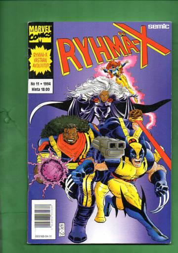 Ryhmä-X 11/94 (X-Men)