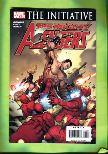The Mighty Avengers #4 Aug 07