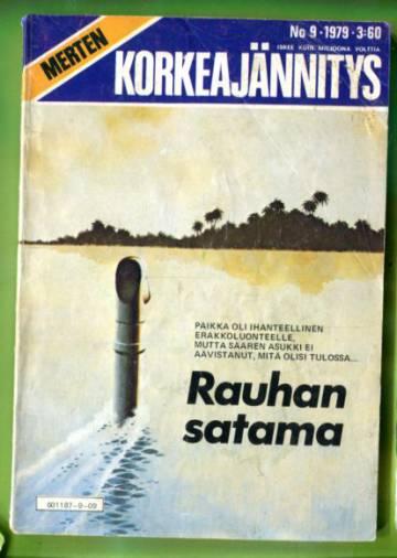 Merten korkeajännitys 9/79 - Rauhan satama