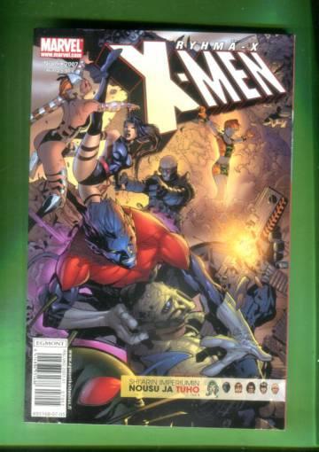 X-Men 5/07 (Ryhmä-X)
