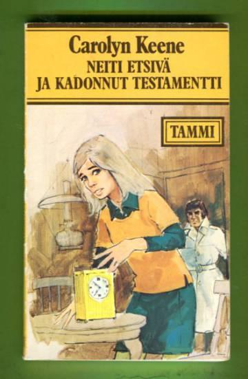 Neiti Etsivä ja kadonnut testamentti