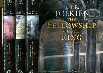 The Lord of the Rings 1-3