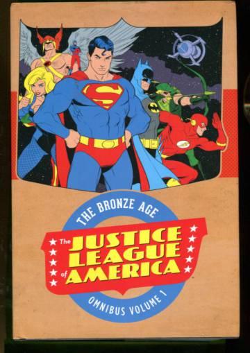 Justice League of America - The Bronze Age Omnibus Vol 1