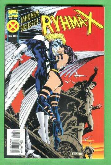 Ryhmä-X 6/96 (X-Men)