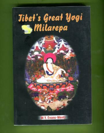 Tibetan Great Yogi Milarepa