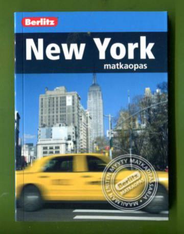 Berlitz - New York - Matkaopas
