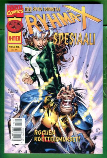 Ryhmä-X-spesiaali 1/99 (X-Men)