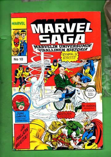 Marvel Saga 10