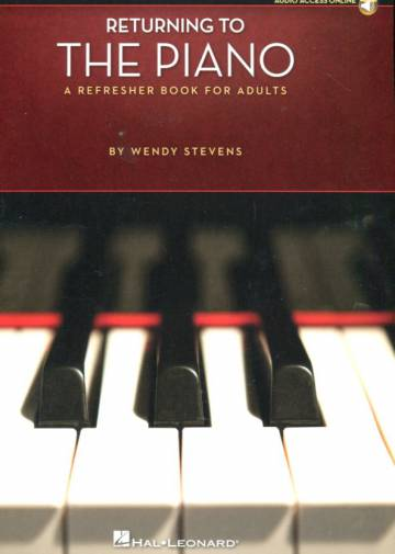 Returning to the Piano - A Refresher Book for Adults