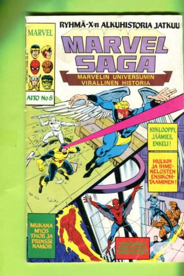 Marvel Saga aito 8