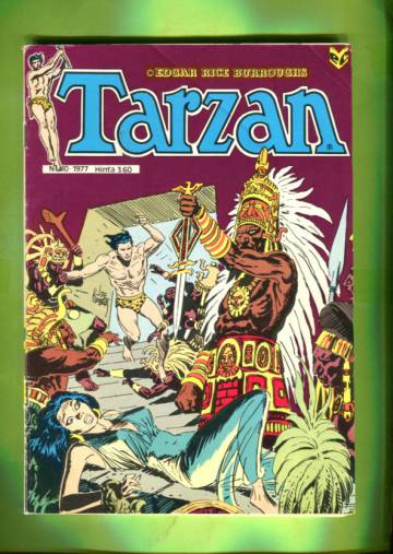 Tarzan 10/77
