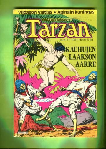 Tarzan 1/81