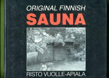Original Finnish Sauna