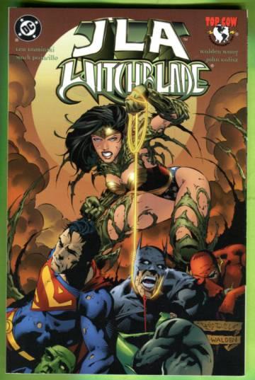 JLA /Witchblade #1 2000