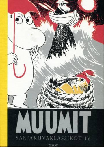 Muumit - Sarjakuvaklassikot 4