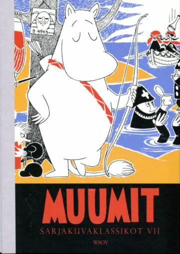 Muumit - Sarjakuvaklassikot 7