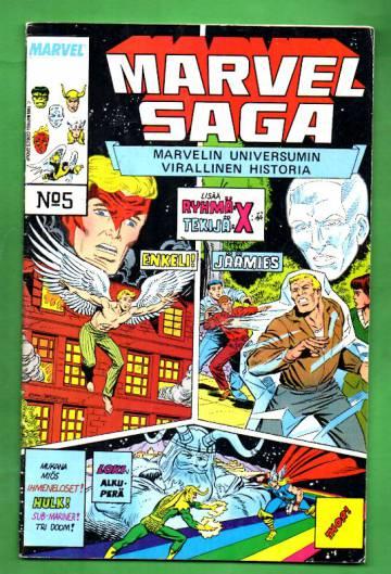 Marvel Saga 5