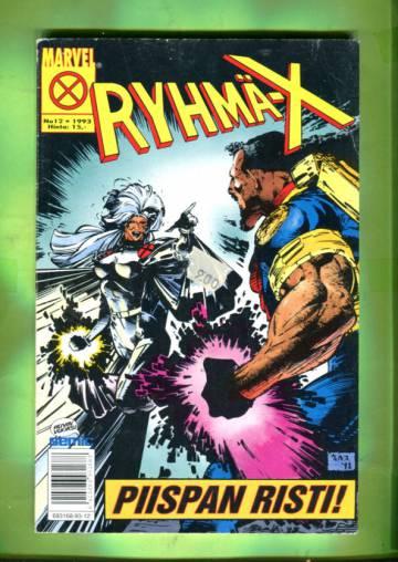 Ryhmä-X 12/93 (X-Men)