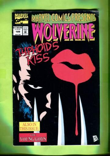 Marvel Comics Presents Vol 1 #109 1992