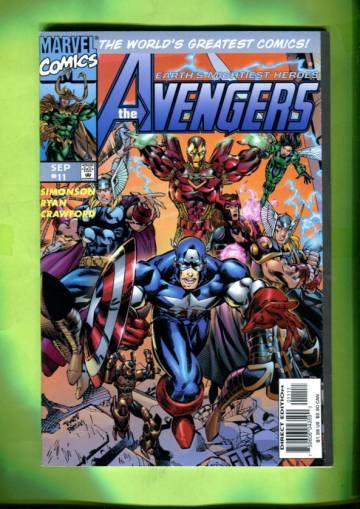 Avengers Vol 2 #11 Sep 97