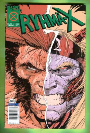 Ryhmä-X 10/93 (X-Men)
