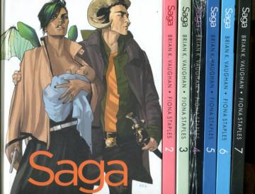 Saga 1-7