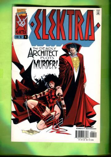 Elektra Vol 1 #4 Feb 97