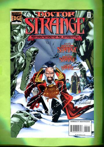 Doctor Strange, Sorcerer Supreme Vol 1 #84 Dec 95