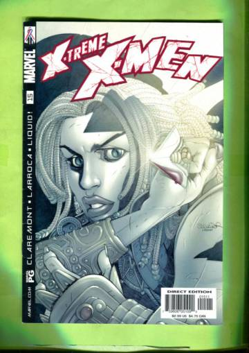 X-treme X-Men Vol 1 #15 Sep 02