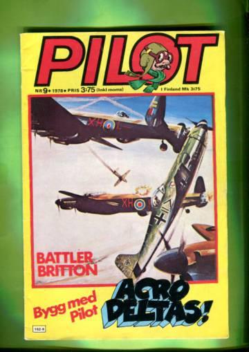 Pilot 9/78 (ruotsinkielinen)