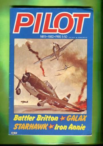 Pilot 9/82 (ruotsinkielinen)