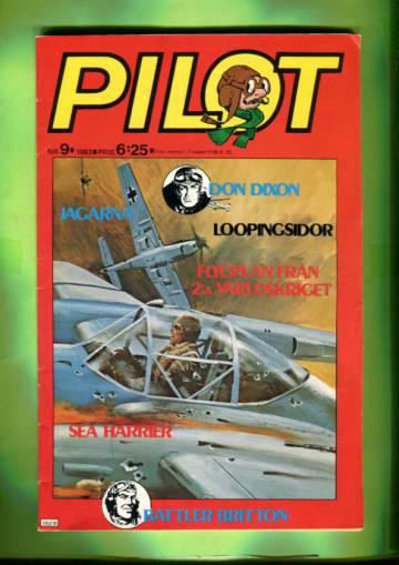 Pilot 9/83 (ruotsinkielinen)