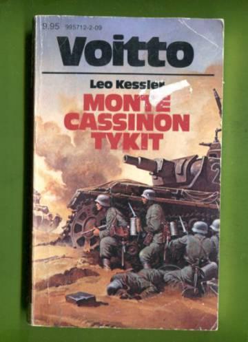 Voitto-kirjat 109 - Monte Cassinon tykit