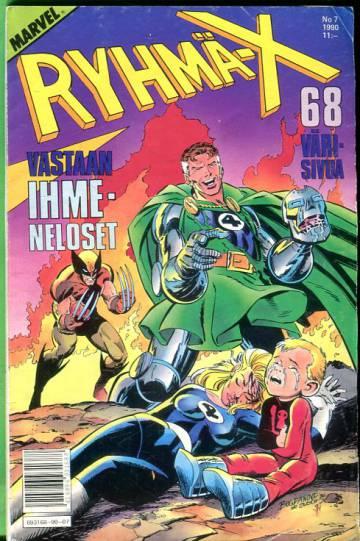 Ryhmä-X 7/90 (X-Men)