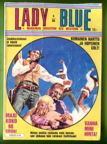 Lady Blue 4/85