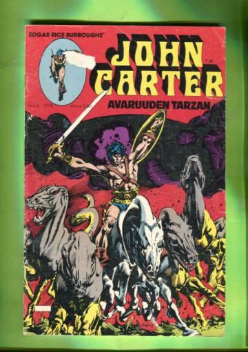 John Carter - Avaruuden tarzan 4/79