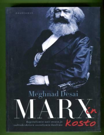 Marxin kosto - Kapitalismin uusi nousu ja valtiokeskeisen sosialismin kuolema